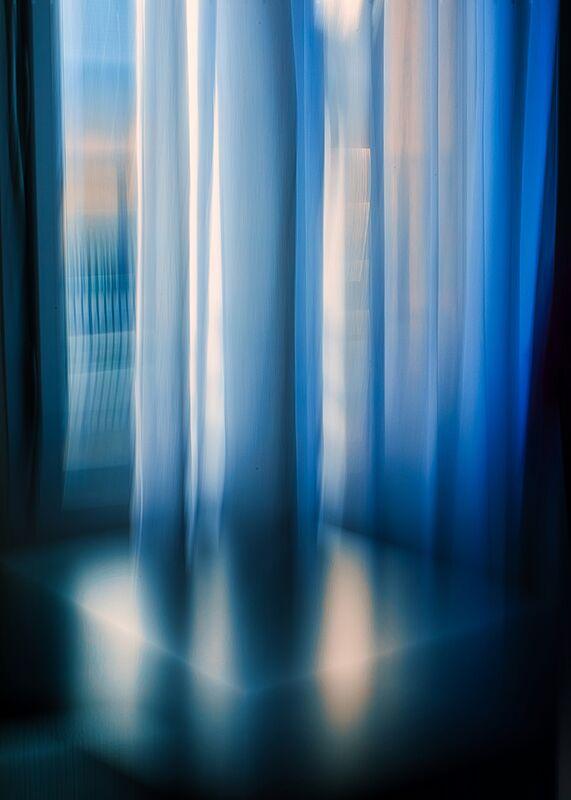 Les rideaux de Céline Pivoine Eyes Decor Image