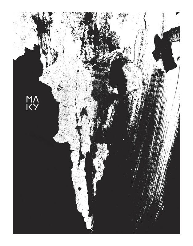 気3.2 from Maky Art, Prodi Art, texture, black-and-white, visual art