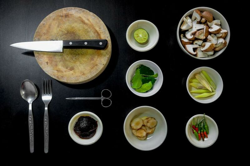 Our utensils from Pierre Gaultier Decor Image