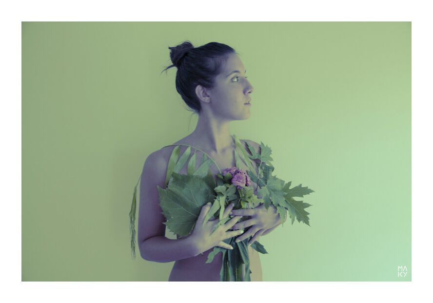 Delicacy.2 from Maky Art, Prodi Art, woman, portrait, nature, vegetable, photography