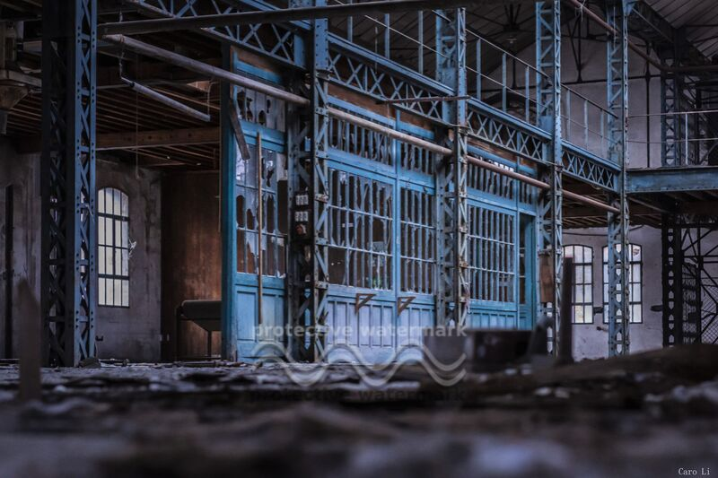Abandoned de Caro Li Decor Image