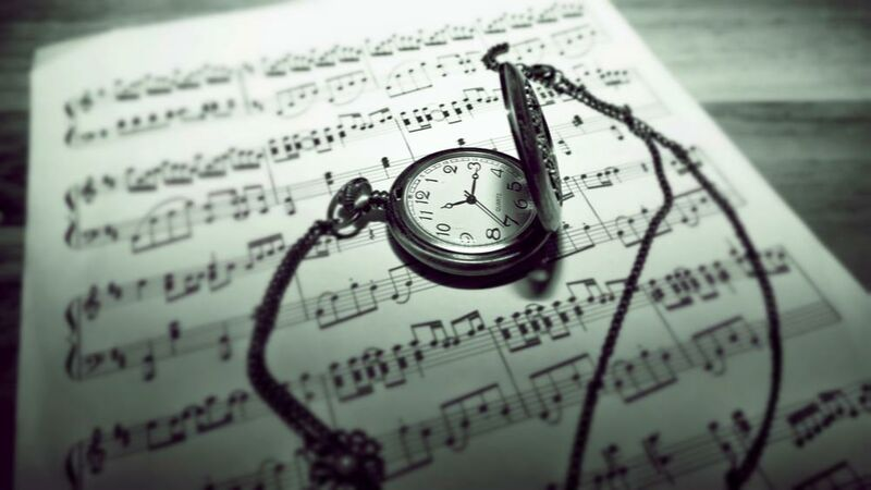 Musical time from Aliss ART Decor Image