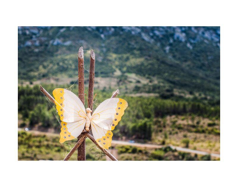 Déploie tes ailes de Marie Guibouin, Prodi Art, envol, nature, montagnes, marie guibouin, papillon