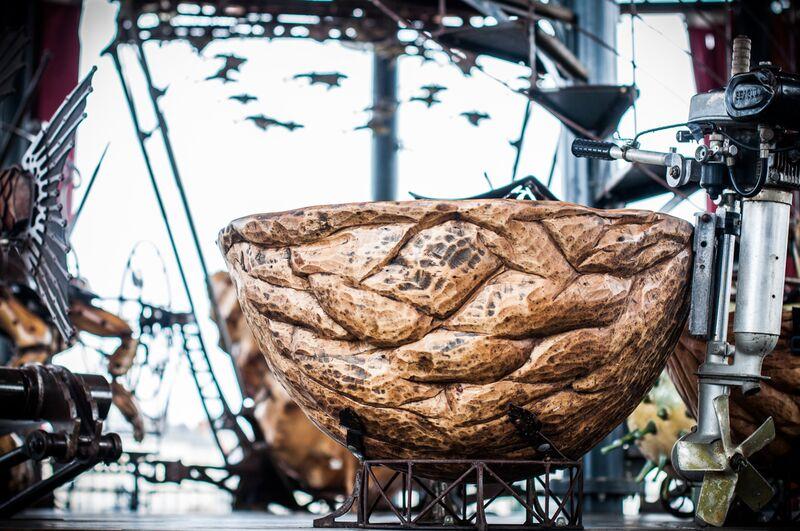 Noix - carrousel des mondes marins de Marie Guibouin Decor Image