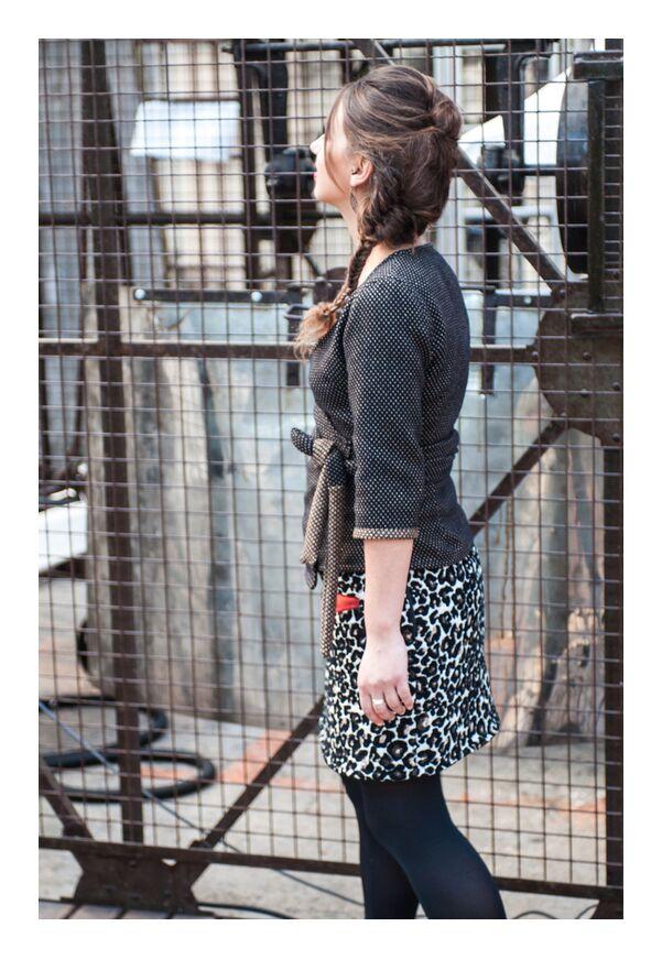 Serge & Jeannette de Marie Guibouin, Prodi Art, vêtement, création, art, machines de l'ile, nantes, marie guibouin, métal, serge et jeannette, grillage