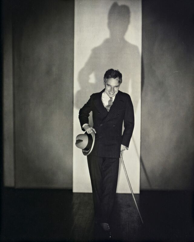 Charlie Chaplin - Edward Steichen 1925 from Aux Beaux-Arts Decor Image