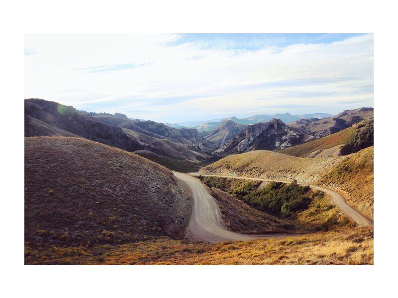 La Patagonie from Cyril Jourdan, Prodi Art, landscape, mountains, lone, travel, nature, landscape, argentine, Patagonia