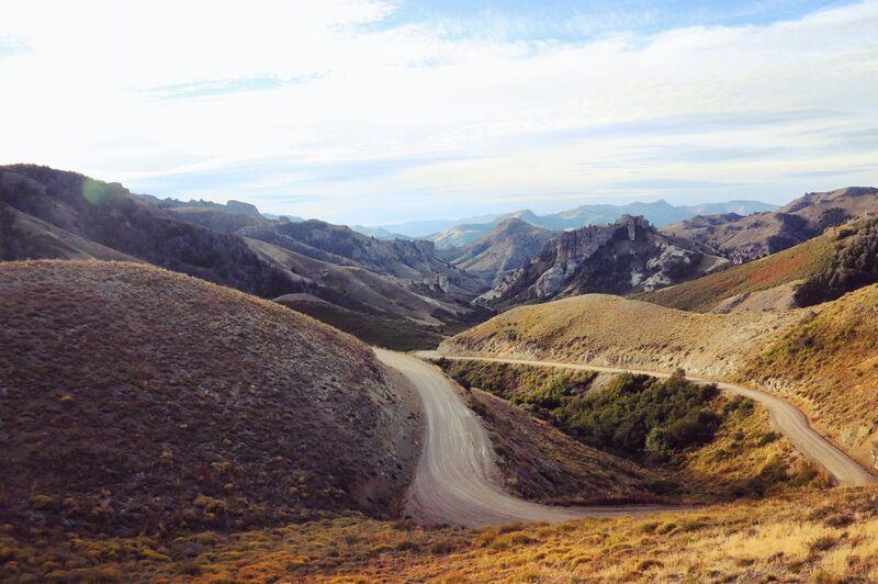 La Patagonie de Cyril Jourdan Decor Image