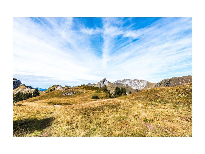 En plein coeur des montagnes savoyardes from Marie Guibouin, Prodi Art, inspiration, meditation, Healing, Haute-Savoie, savoy, marie guibouin, mountains