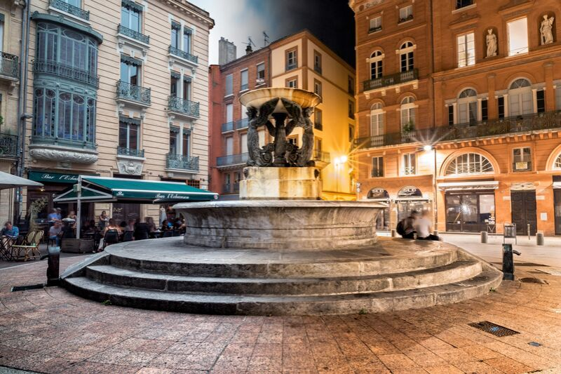 Fontaine tranquille de Tanguy Chausson Decor Image