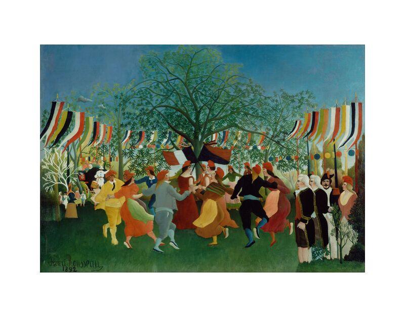 A Centennial ofIndependence desde AUX BEAUX-ARTS, Prodi Art, celebracion, Francia, revolución, Rousseau, centenario de independencia