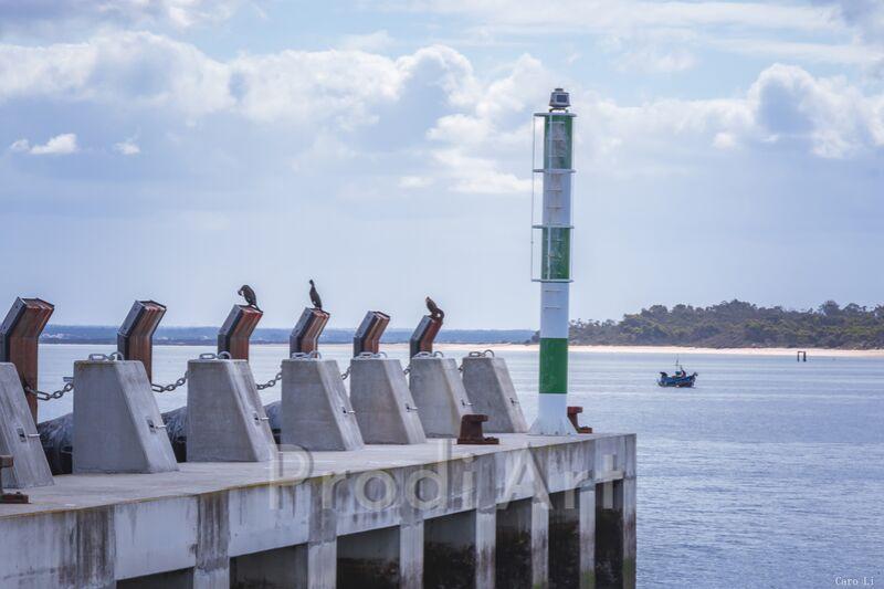 Embarcadère de Caro Li Decor Image