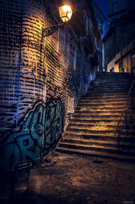 Staircase de Caro Li Decor Image