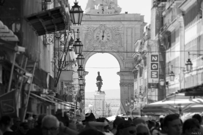 Lisbonne de Caro Li Decor Image