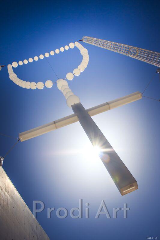 The Cross from Caro Li Decor Image
