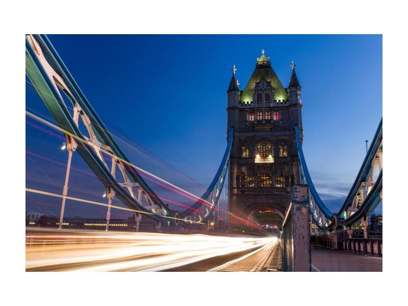 Pont de la tour from Aliss ART, Prodi Art, bridge, lights, london, long-exposure, night, Thames, traffic, lightpainting, river thames, Tower Bridge