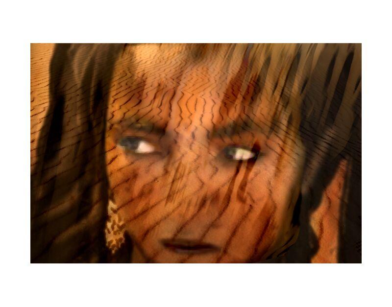 Regard du désert de Adam da Silva, Prodi Art, arabe, femme bédouine, nomades, tourisme, voilée, voile, accueil, tresse de bois, chaud, résidents, camp, bédouin, maroc, dune, aventure, Sahara, touareg, femme, sable, soleil, désert, Afrique, nature