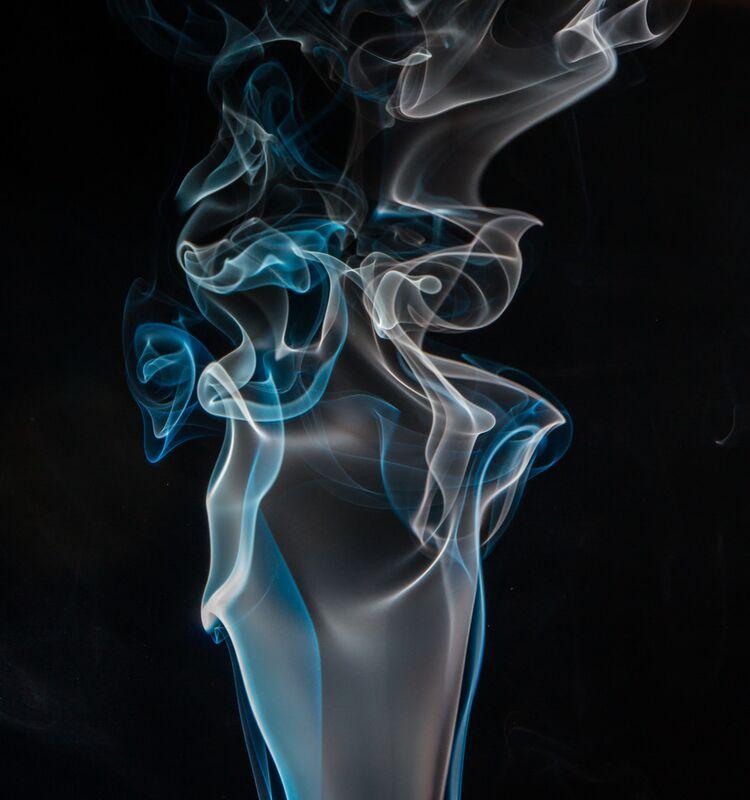 Digital smoke from Pierre Gaultier Decor Image