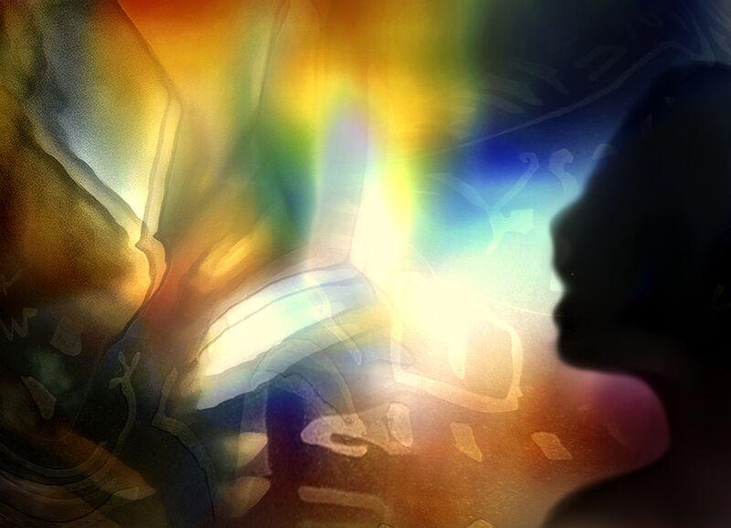 Conjugation of the senses from Adam da Silva Decor Image