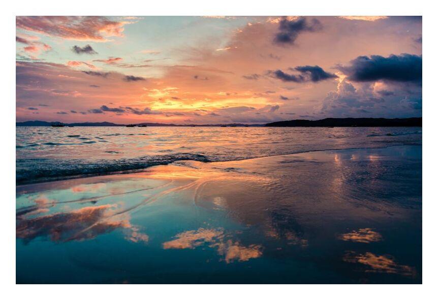 لحظة متناغمة from Aliss ART, Prodi Art, waves, water, travel, sunset, Sun, summer, sky, seashore, seascape, sea, sand, reflection, outdoors, ocean, nice, nature, light, landscape, island, evening, dusk, dawn, clouds, beach
