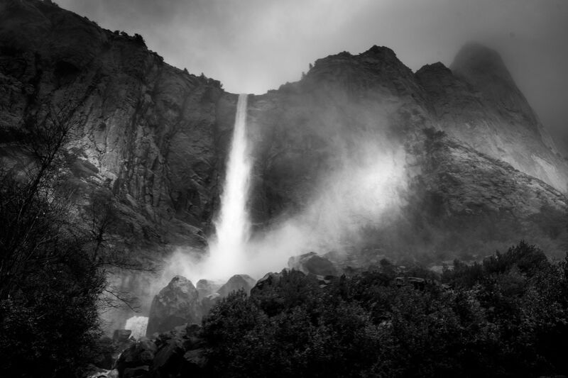 The fountain, New Mexico, ANSEL ADAMS 1956 from AUX BEAUX-ARTS Decor Image