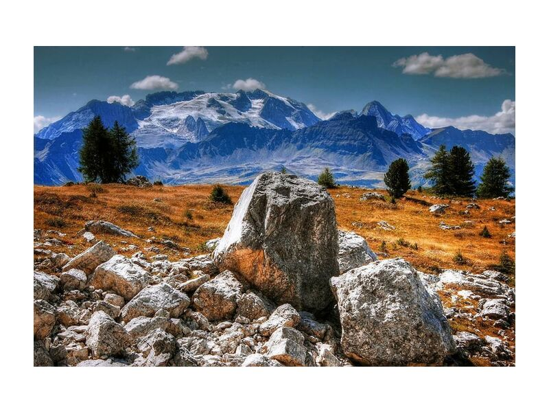 Adventure from Aliss ART, Prodi Art, adventure, clouds, daylight, grass, hike, landscape, mountain, nature, outdoors, rocks, scenic, sky, travel, trees, valley, view, boulders, hdr, mountain peak