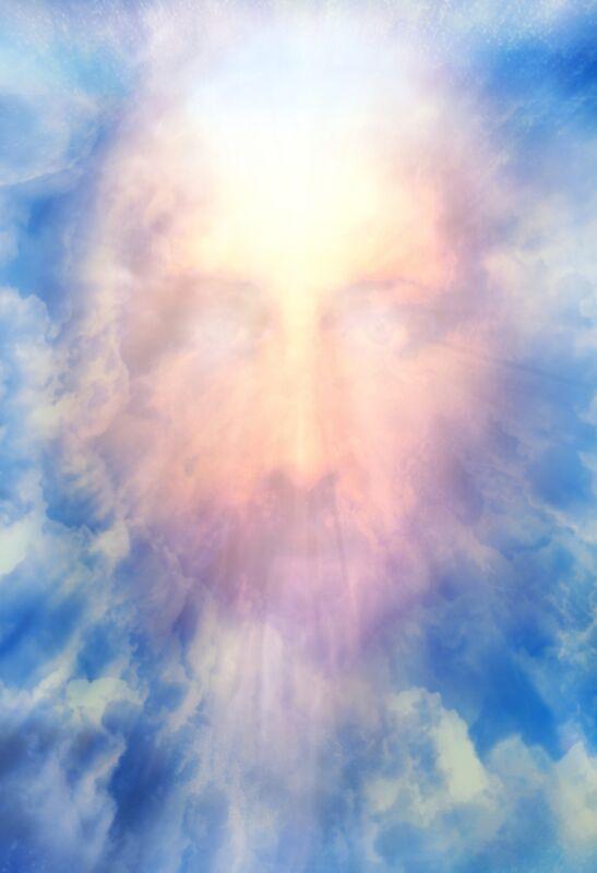 The Messiah in glory from Adam da Silva Decor Image