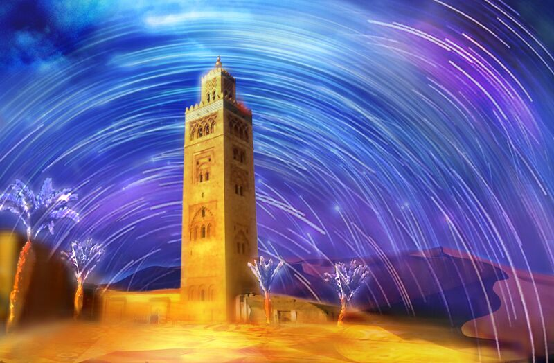 Marrakesh from Adam da Silva Decor Image