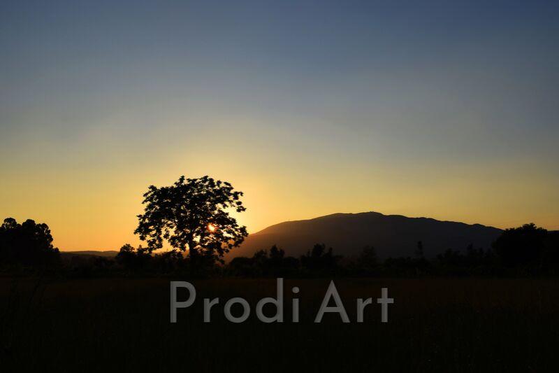 coucher de soleil de ivephotography Decor Image