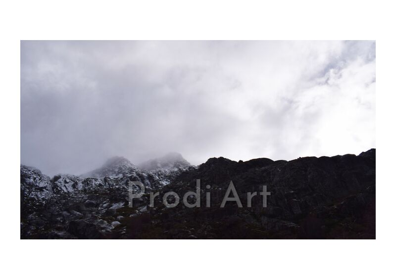 Montagne dans les nuages from ivephotography, Prodi Art, nature, cloud, mountains