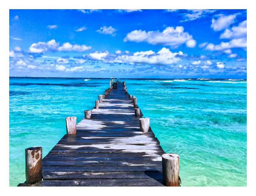 نحو البحر from Aliss ART, Prodi Art, view deck, turquoise, surf, relaxation, recreation, mexico, carribean, wooden, wood, waves, water, holiday, tropical, travel, tourism, summer, seashore, seascape, sea, sand, resort, peaceful, paradise, outdoors, ocean, nature, luxury, leisure, island, horizon, daylight, pont, beautiful, beach