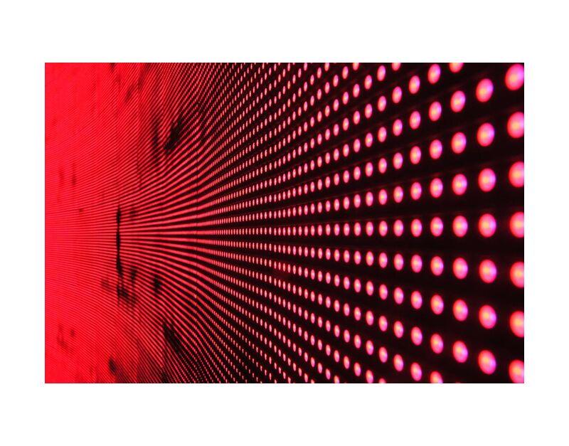 Light from Aliss ART, Prodi Art, I light up, structure, round, big data, wall, texture, technology, red, pattern, modern, luminescence, line, lights, light, gradient, digital, design, color, close-up, bright, art