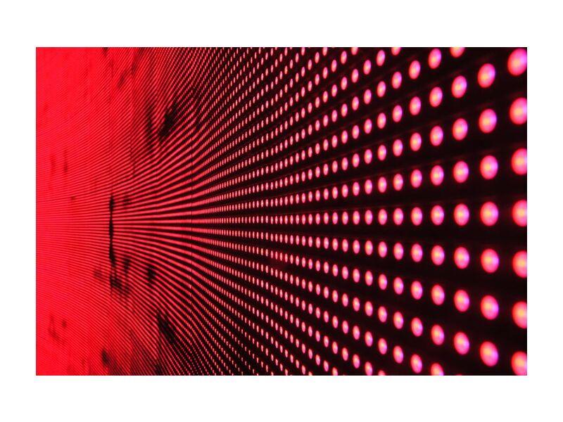 Light from Aliss ART, Prodi Art, ilight, art, bright, close-up, color, design, digital, gradient, light, lights, line, luminescence, modern, pattern, red, technology, texture, wall, big data, round, structure