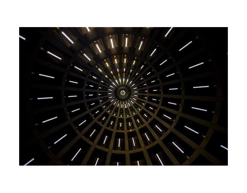 راي من النور from Aliss ART, Prodi Art, ray of light, dome, technology, shape, round, pattern, luminescence, lights, inside, illuminated, futuristic, design, dark, circle, blur, art, abstract