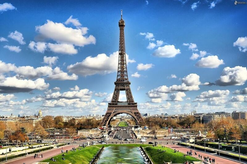 Eiffel Tower from Aliss ART Decor Image