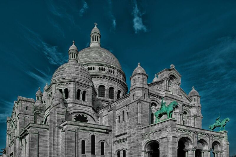 The heart of Paris from Aliss ART Decor Image