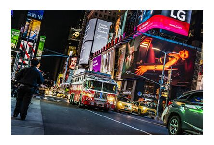 NY Street from Caro Li, Prodi Art, Art photography, Giclée Art print, Prodi Art