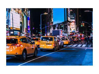 NY Street 3 from Caro Li, Prodi Art, Art photography, Giclée Art print, Standard frame sizes, Prodi Art