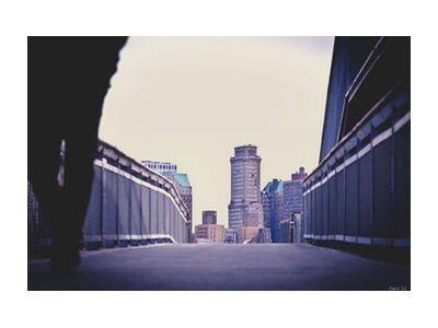 Brooklyn de Caro Li, Prodi Art, Photographie d'art, Impression d'art, Tailles de cadre standard, Prodi Art