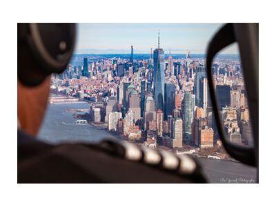 New York from Caro Li, Prodi Art, Art photography, Giclée Art print, Standard frame sizes, Prodi Art