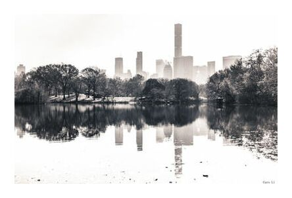 Central Park  -  New York from Caro Li, Prodi Art, Art photography, Giclée Art print, Prodi Art