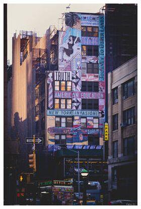 New-York Street from Caro Li, Prodi Art, Art photography, Giclée Art print, Prodi Art