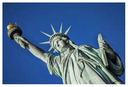 Statut of Liberty from Caro Li, Prodi Art, Art photography, Giclée Art print, Prodi Art