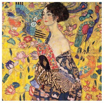 The Lady with a Fan - Gustav K... from AUX BEAUX-ARTS, Prodi Art, Art photography, Giclée Art print, Prodi Art