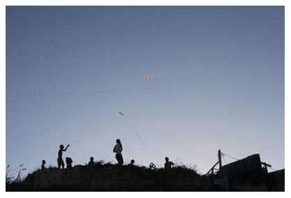 Les cerfs-volants de Santiago from Stéphanie Bobault, Prodi Art, Art photography, Giclée Art print, Prodi Art