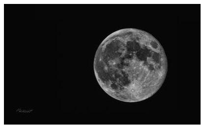 Lunar Beauty from Mayanoff Photography, Prodi Art, Art photography, Giclée Art print, Prodi Art