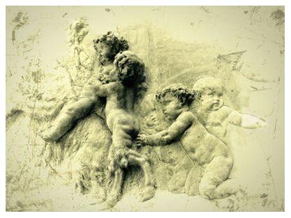 The flame from Adam da Silva, Prodi Art, Art photography, Giclée Art print, Prodi Art