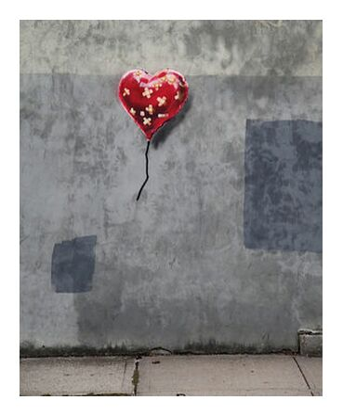 NY Love - BANKSY from AUX BEAUX-ARTS, Prodi Art, Art photography, Giclée Art print, Prodi Art