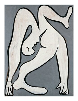The Acrobat - Picasso from AUX BEAUX-ARTS, Prodi Art, Art photography, Giclée Art print, Prodi Art