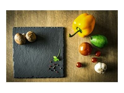 Worktop & Vegetables from Pierre Gaultier, Prodi Art, Art photography, Art print, Standard frame sizes, Prodi Art